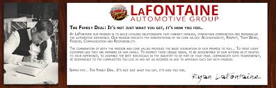 view our discover what is happening over at the lafontaine automotive group