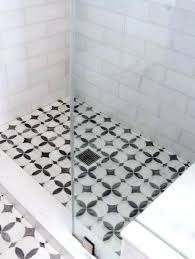 mosaic shower floor pattern unique shower floor tile ideas marble mosaic tile shower floor