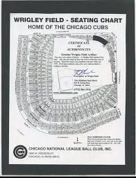 Progressive Field Seating Chart With Seat Numbers 30 Wrigley Seating Chart With Rows Pryncepality