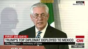 Us Cabinet Secretaries Us Cabinet Secretaries Attempt Diplomacy In Mexico Video