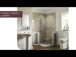 walk in showers for disabled and elderly by mobility plus bathing