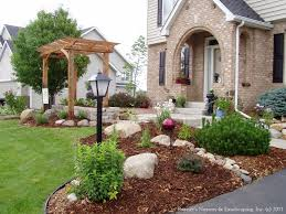Small Picture Best 25 Front entry landscaping ideas that you will like on