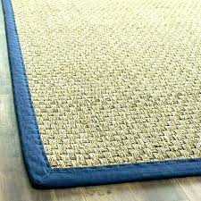 outdoor mat sisal rug new natural enchanting rugs navy 8x10 patio indoor area 8 x pa