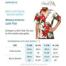 Black Blue Leaf Boys Hawaiian Shirts Floral