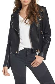 blanknyc life changer moto jacket black faux leather moto jackets