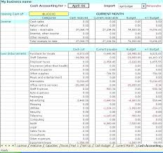 Excel Financial Statement Accounting Balance Sheet Template Excel Soulective Co