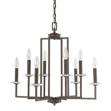 capital lighting 4817 morgan 8 light crystal chandelier