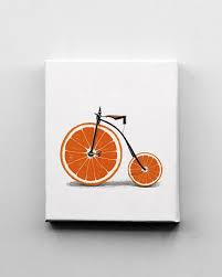 bike art bike poster bike print bicycle