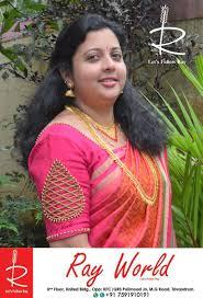 Ray World Designer Boutique Tailoring Thiruvananthapuram Kerala