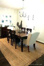 area rug under dining table how to correctly measure for a dining room table rug and