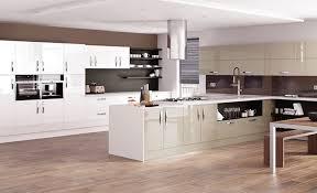 White Gloss Kitchen Designs Kitchen Designs Astro Gloss Dakar And White