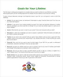 smart goals exles sles in pdf