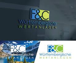 Kg Design Services Elegant Professional Real Estate Logo Design For F C