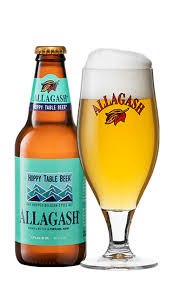 Hoppy <b>Table Beer</b> - Allagash Brewing Company