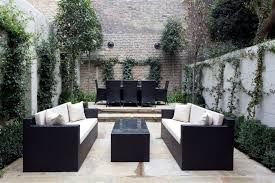 outdoor furniture ideas with indoor like furniture outdoor furniture idea completed with sofas in black black and white outdoor furniture