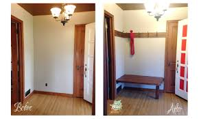 Diy Coat Rack Bench Entryway Bench With Coat Rack And Storage Image On Marvellous 73