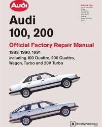 audi 100 200 1989 1991 bentley service repair manual pdf audi 100 200 1989 1991 bentley service repair manual