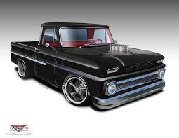 All Chevy chevy c-10 : DWS Classics Enters 2017 SEMA Battle Of The Builders With Hilborn ...