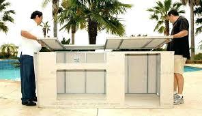 bbq islands outstanding prefab outdoor kitchen grill islands trends also com built in outdoor bbq islands outdoor