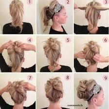 Coiffure Facile Mariage Cheveux Mi Long