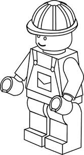 Small Picture Lego Mini Fig Drawing Template Lego Figs and Free printable