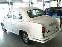 ambassador car new model release dateHindustan Ambassador  Wikipedia