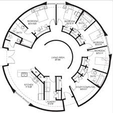 34 best rondavels images on pinterest house design, house floor Cost Of House Plan In Nigeria circular floor plan totally awesome, but definitely bigger bedrooms pleassseee! cost of drawing a house plan in nigeria