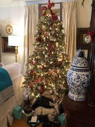Mesh Christmas Tree Light Covers The Uptown Acorn Deck The Christmas Tree