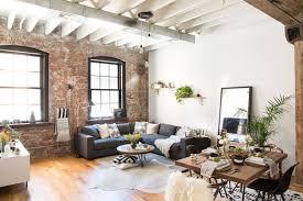 cozy furniture brooklyn. Perfect Furniture Industrial Yet Cozy Brooklyn Home For Furniture I
