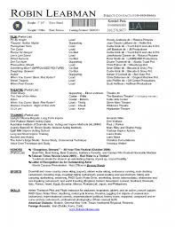 Free Resume Templates A Sample Resumessample 85 In Copy And