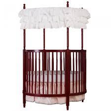 sophia posh circular crib dream on me