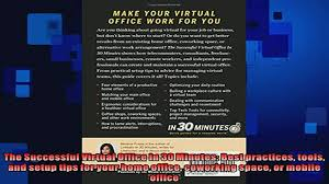 Image Communication Free Pdf The Successful Virtual Office In 30 Minutes Best Practices Tools And Setup Tips For Your Read Online Video Dailymotion Dailymotion Free Pdf The Successful Virtual Office In 30 Minutes Best Practices
