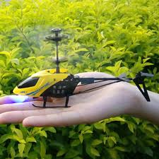 901 Radio Remote Control Aircraft 2.5CH Mini Helicopter Kids Gifts Small RC LED Toy Gift