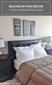 Men Bedroom Decor 17 Best Ideas About Mans Bedroom On Pinterest Men Bedroom