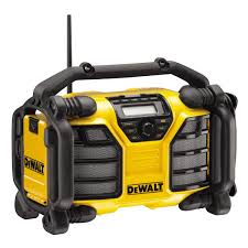 how to choose a jobsite radio a toolstop buying guide dewalt dcr017 xr dab radio