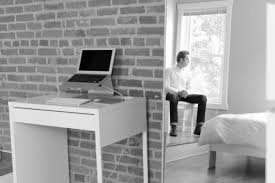 minimalist office. Although I Don\u0027t Have A Daily Routine, Spend Most Mornings In Solitude, Writing At My Desk\u2014my Minimalist Workspace. The Picture Above Is What Desk Office