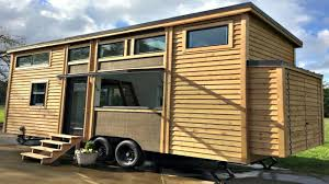 Small Picture Tiny House on Wheels Simple Modern Comfortable Efficient Small