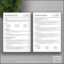 Free Modern Resume Template Inspirational Resume Templates