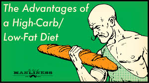 the advanes of a high carb low fat t