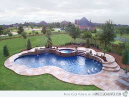 15 Remarkable Free Form Pool Designs Pool designs Southern and