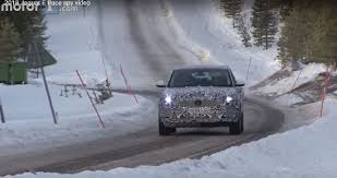 2018 jaguar e type. wonderful type spy video this is the 2018 jaguar epace for jaguar e type