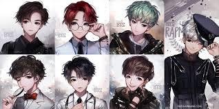 Hình ảnh BTS anime, chibi dễ thương, phong cách nhất cho các A.R.M.Y