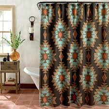 western bath decor western decor for the bathroom western shower southwest shower curtain best ideas
