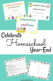 Free Kindergarten Diploma Certificate Of Completion Homeschool