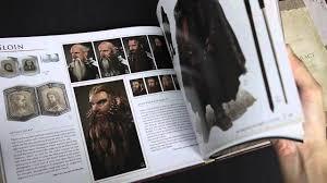 The Hobbit Chronicles Art Design The Hobbit An Unexpected Journey Chronicles Art Design