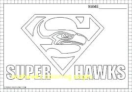Seahawks Coloring Pages To Coloring Pages Printable Coloring Pages