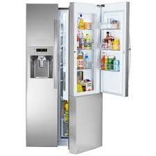 Largest Capacity Refrigerator Refrigerators Greater Than 26 Cu Ft Sears