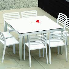 Jan Kurtz Quadrat Tisch Gestell Natur