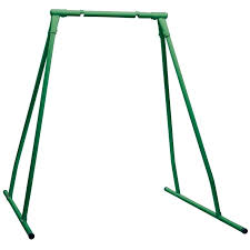 outdoor swing with stand outdoor baby swing frame plans