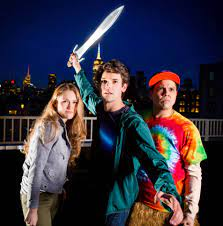 Listen to the Full Cast Album of The Lightning Thief: The Percy Jackson  Musical